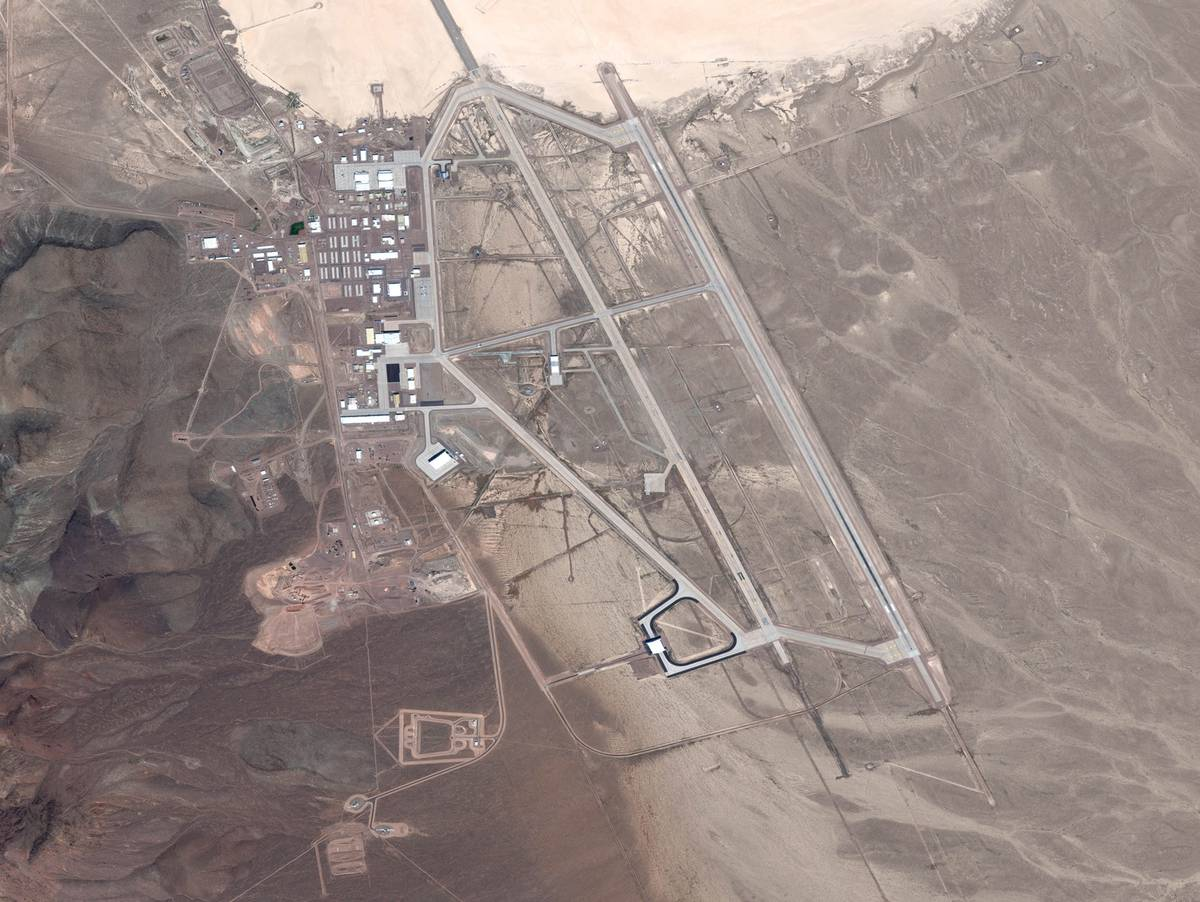 US Air Force warns of joke event to 'storm Area 51'