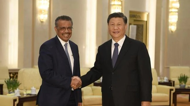The WHO has been called into question with its ties to China. Photo / AP