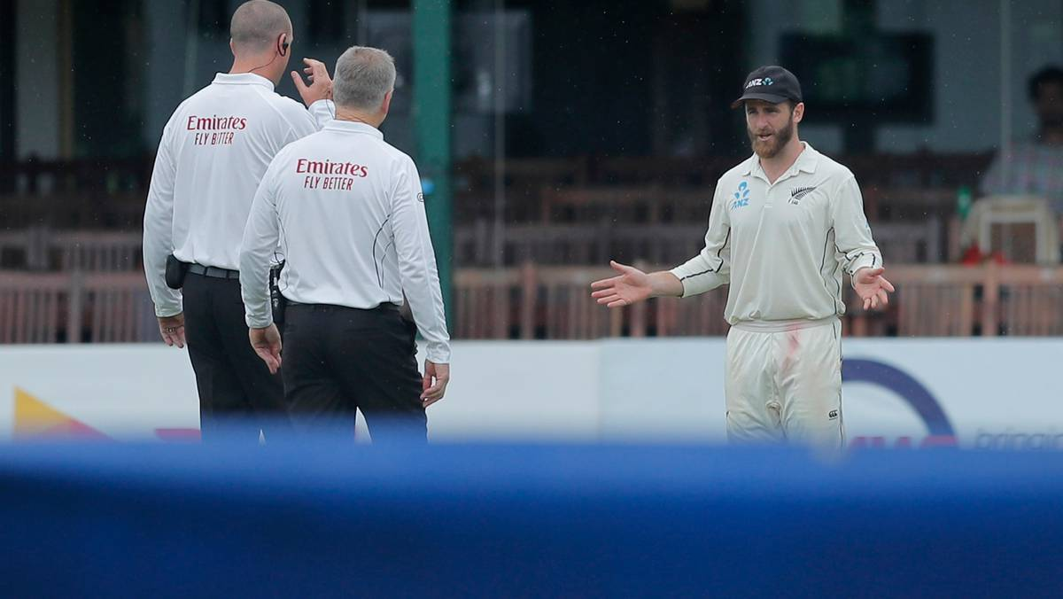 Cricket: Rain disrupts Black Caps' inroads on day two of second test against Sri Lanka