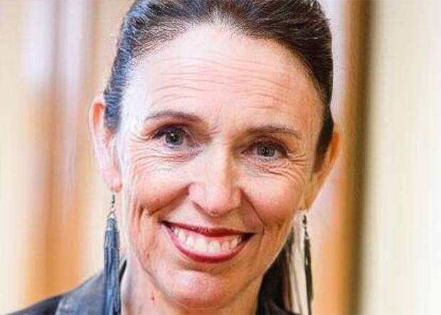 Jacinda Ardern ages well.