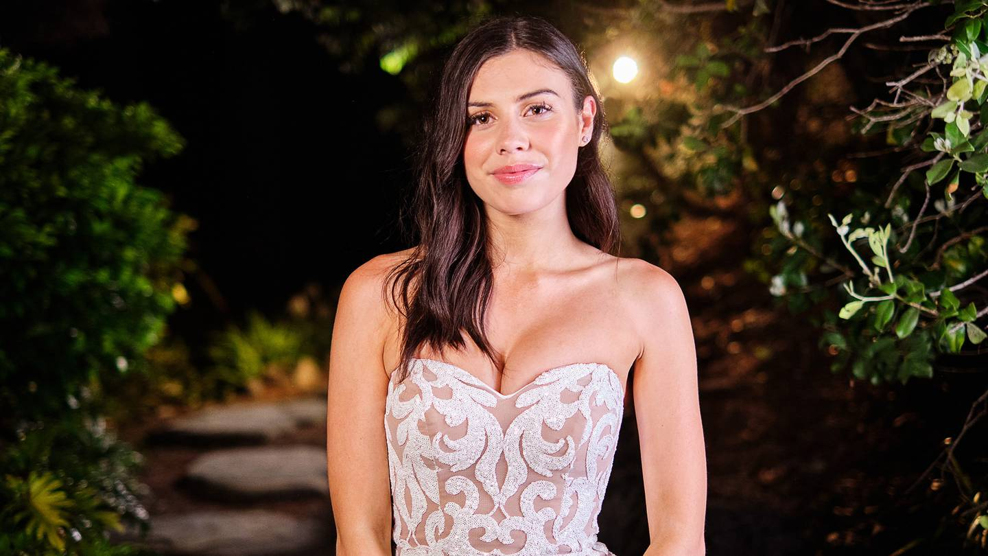 Devaney Davis is looking for love on the new season of The Bachelor.