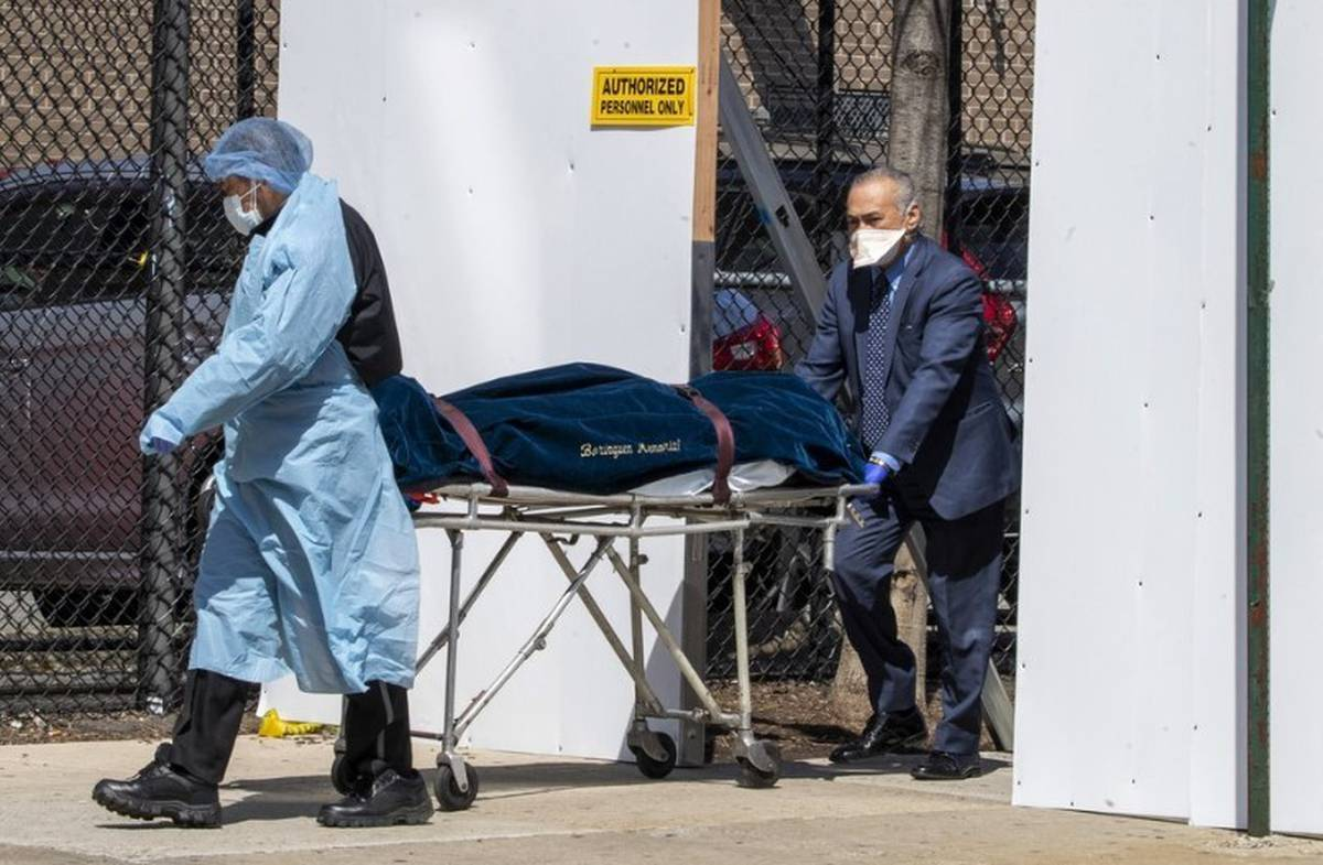 Covid-19 coronavirus: New York deaths double in three days, with worst to come
