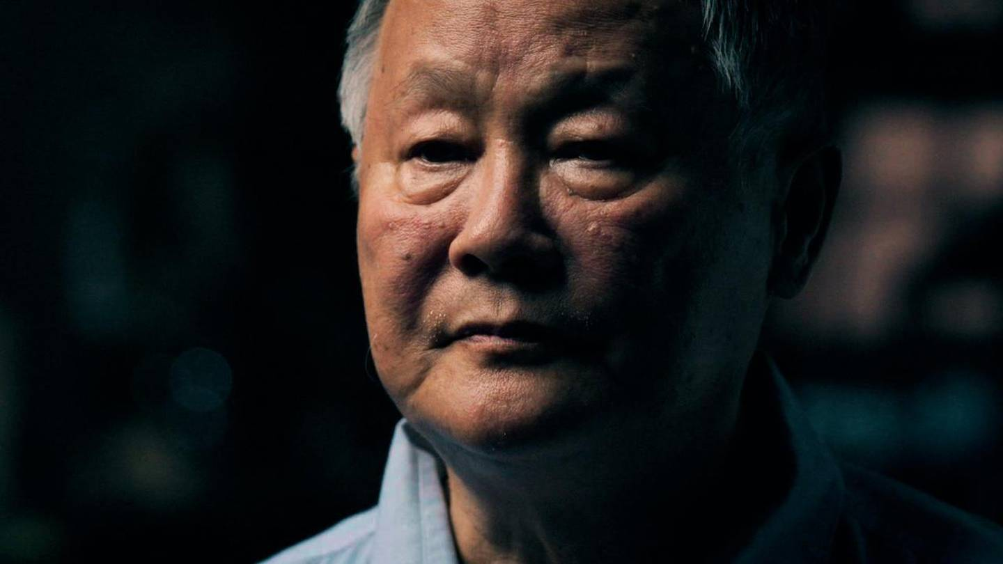 Chinese defector Wei Jingsheng tried to warn US officials but it fell on deaf ears. Photo / Sky News