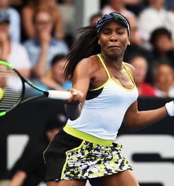 3d998eb62fd641 Photo   Photosport Venus Williams in action at the ASB Classic. Photo    Photosport