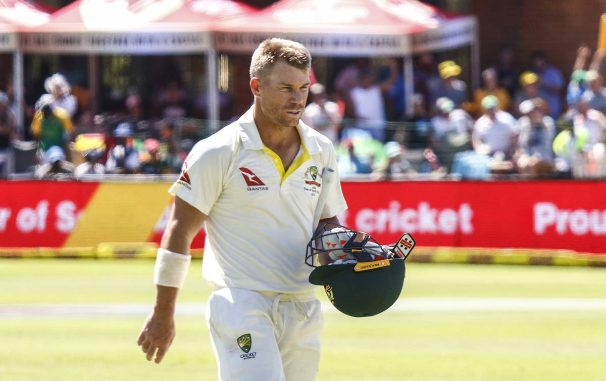 'Disgraceful' fans evicted over abuse in Australia v South Africa third test