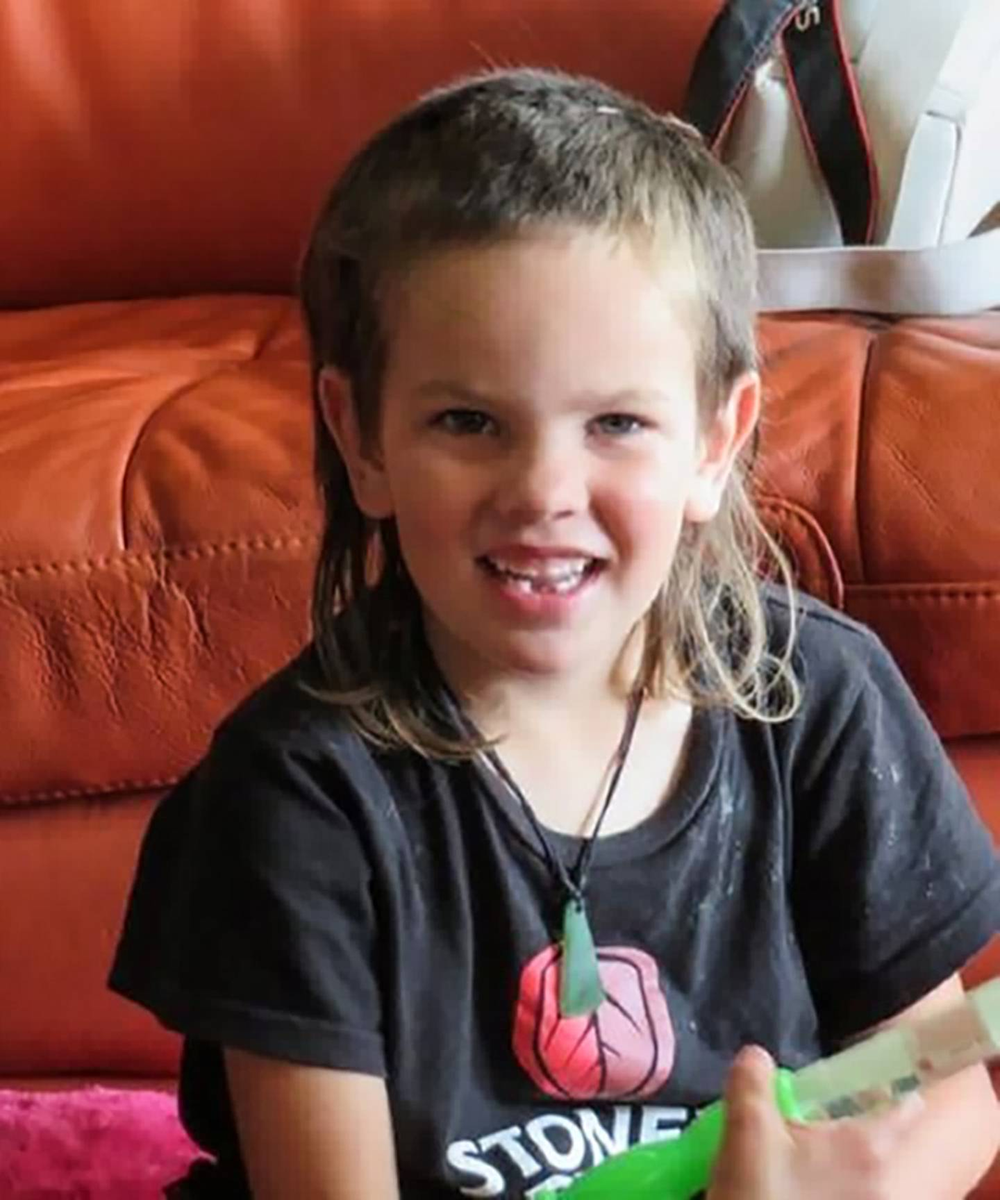 Maverick Callum-Phillips, his siblings and their dad Tom Phillips are missing. Photo / NZ Police