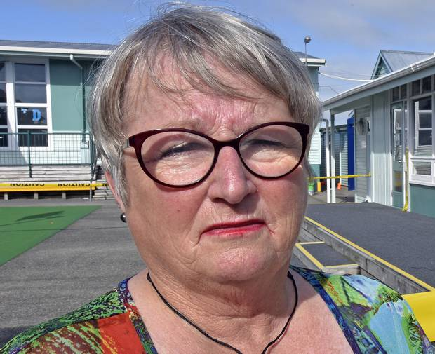 Greerton Village School principal Anne Mackintosh has told Chris Hipkins that her school has run out of money to top up Ministry of Education funding for its 26 ORS-funded students. Photo / File