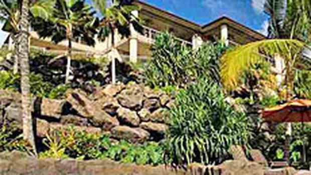 John Key Hawaii House