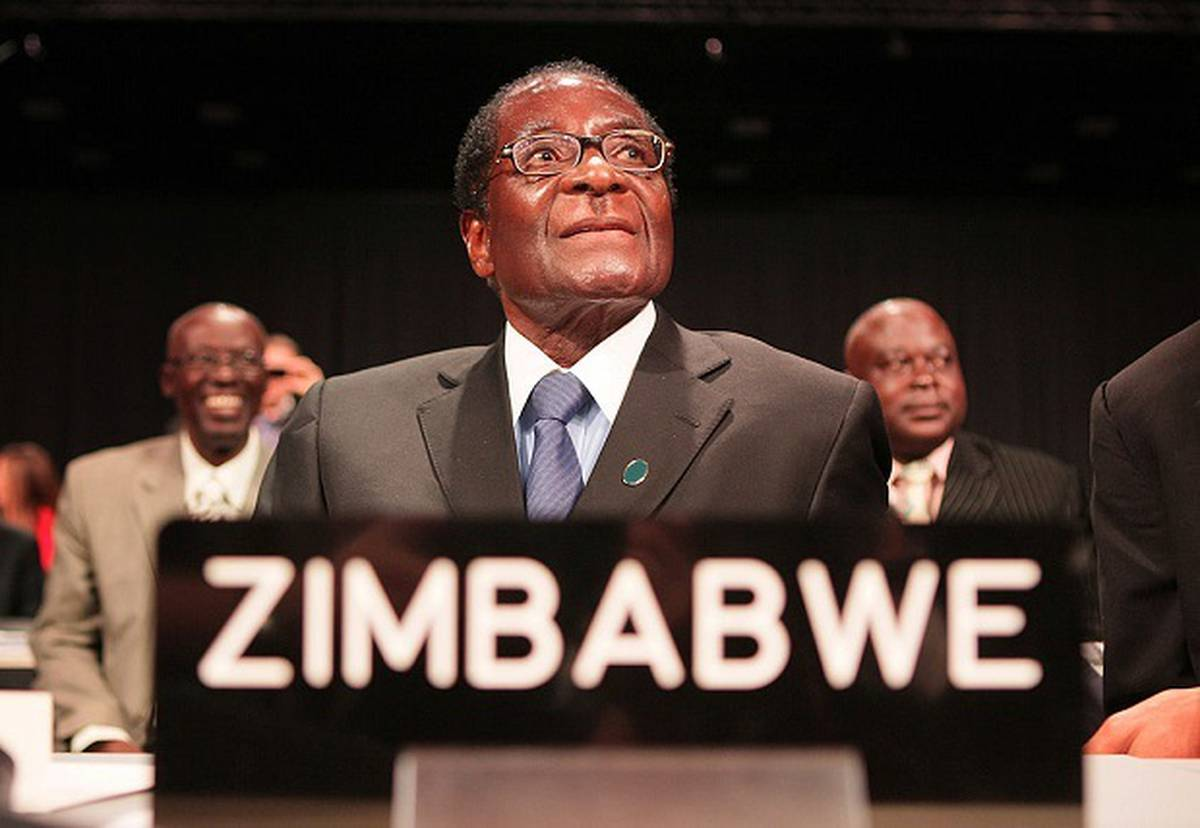 How Robert Mugabe turned from a revered freedom fighter who