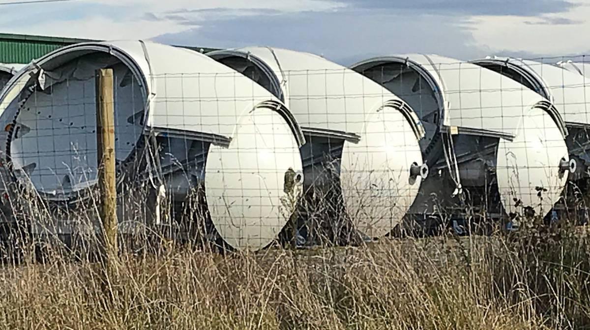 NZ's largest wind farm is lying unassembled in storage in Hawke's Bay