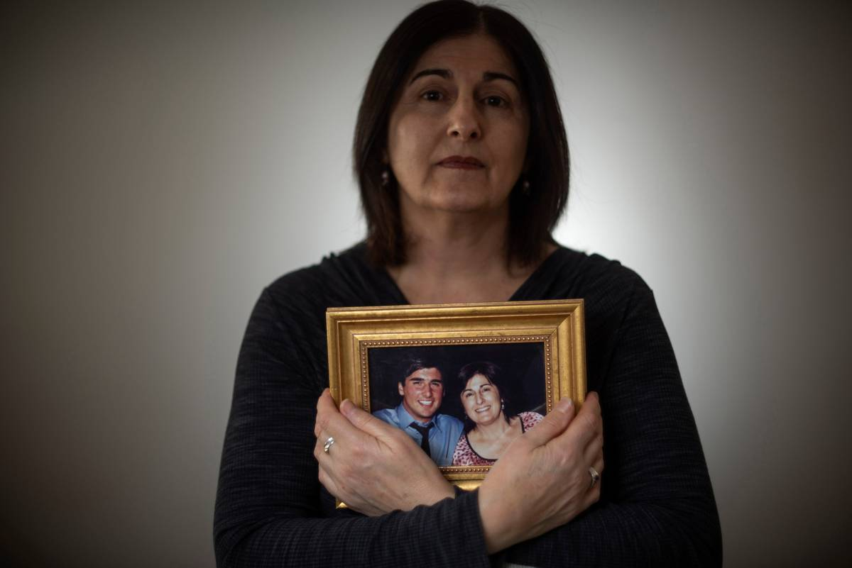 Coward's punch: Mother Caterina Politi on her son David's death from a single hit