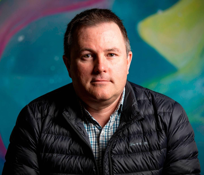 University of Auckland professor and expert Covid modeller Shaun Hendy. Photo / Supplied