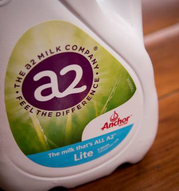 a2 Milk appoints former McKinsey, Fonterra execs to