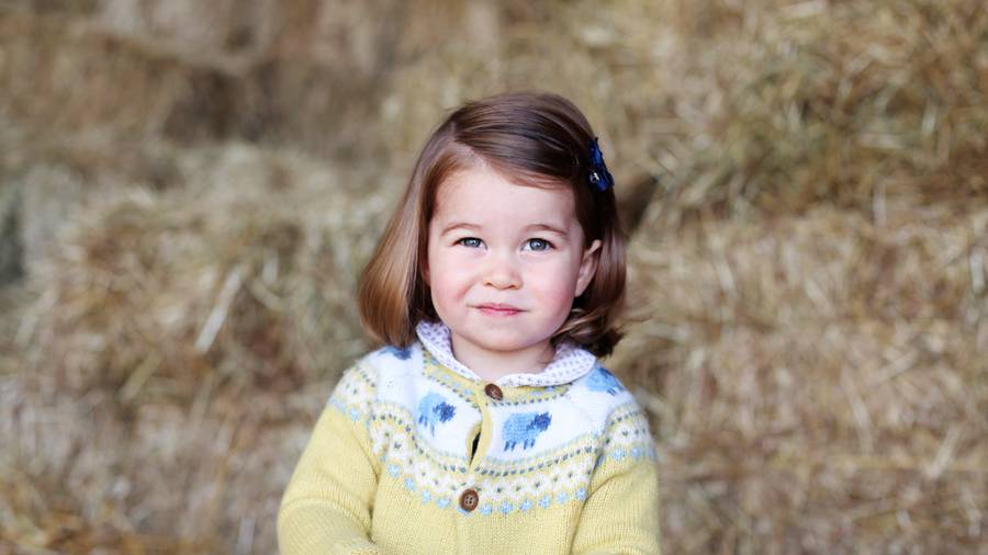Princess Charlotte Is Heading Off To Nursery School