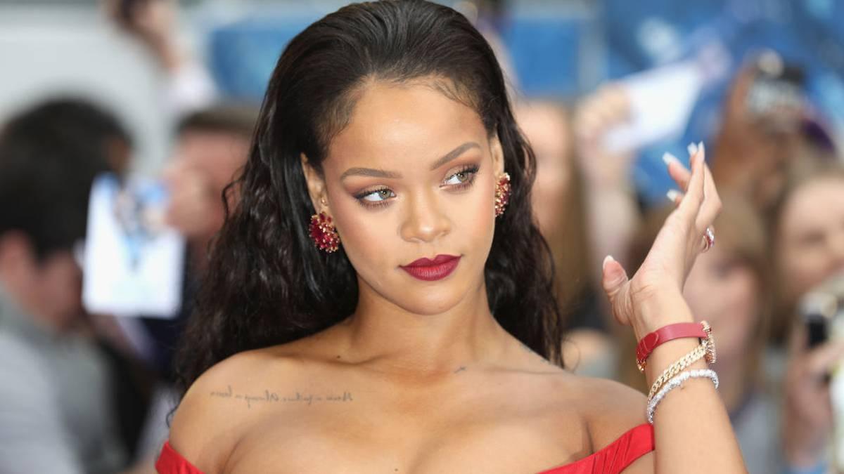 Rihanna's secret celebrity boyfriend has been revealed – NZ Herald