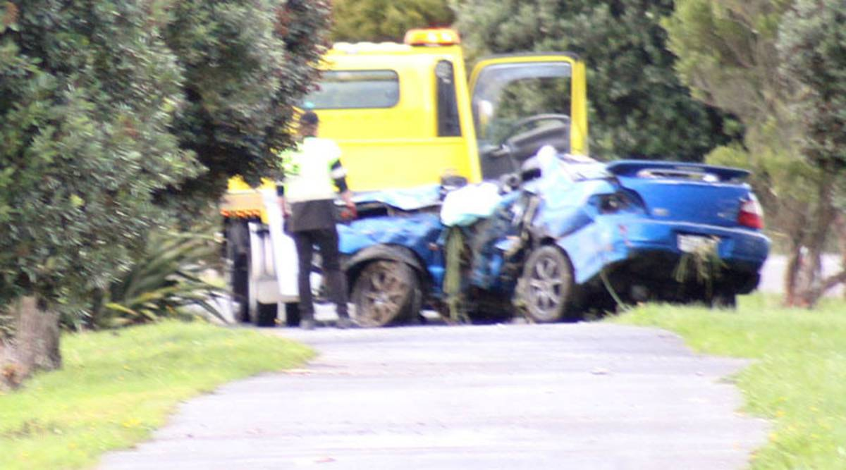 Second Death to Palmerston North Police Pursuit Car accident