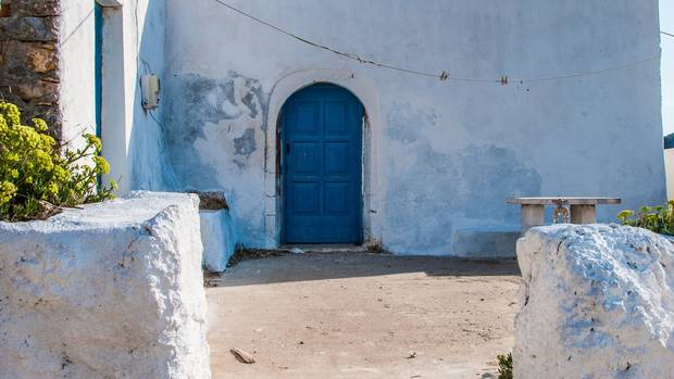 Your new home? Antikythera is inviting families to live and work on this Greek paradise isle. Photo / Getty Images