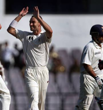 New Zealand Cricket S One Test Wonders Andy Mckay