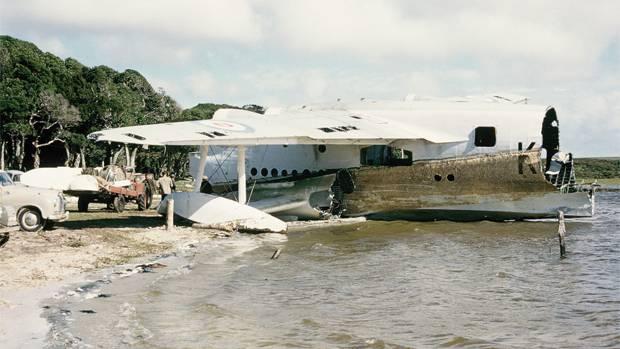 Reassembling Chatham Island's aviation history - NZ Herald