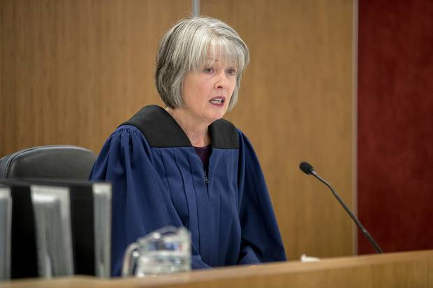 The Chief Coroner, Judge Deborah Marshall, dealt with a referral to avoid any concern over public confidence in the judicial system, the report said. Photo / Michael Craig