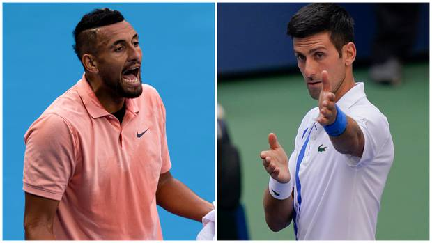 Tennis Nick Kyrgios Responds As Tennis World Reacts To Novak Djokovic S Disqualification From Us Open Nz Herald