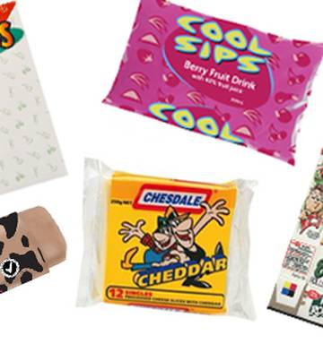 Throwback Thursday: The best 90s lunchbox snacks - NZ Herald