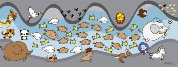 Thai Cartoon Celebrating Return Of Wild Boars Is Full Of Hidden Meanings Nz Herald