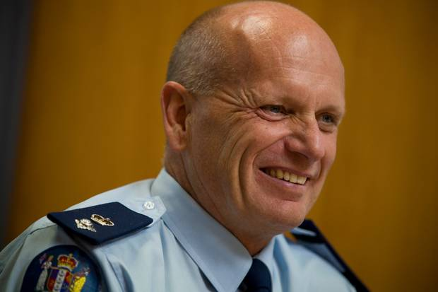 In 2012 Clement was named as the Auckland City Police District Commander. Photo / Dean Purcell