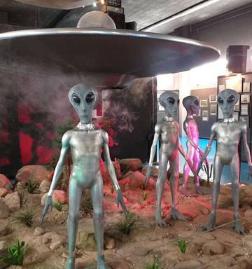 Roswell, New Mexico: The truth is out there - NZ Herald
