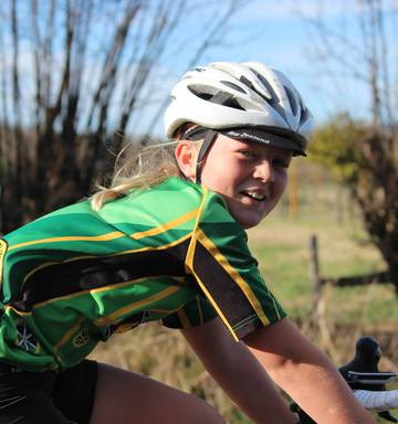Lily's big ride for the Cranford Hospice - NZ Herald