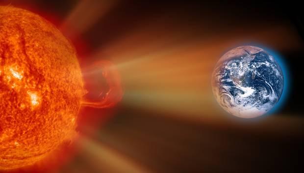 Resultado de imagen para geostorm SUN