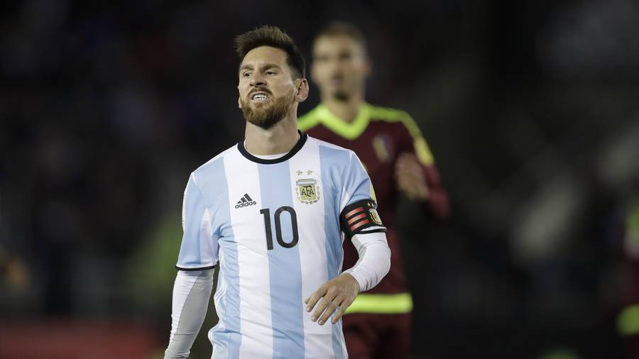 Argentina World Cup qualifying struggles continue