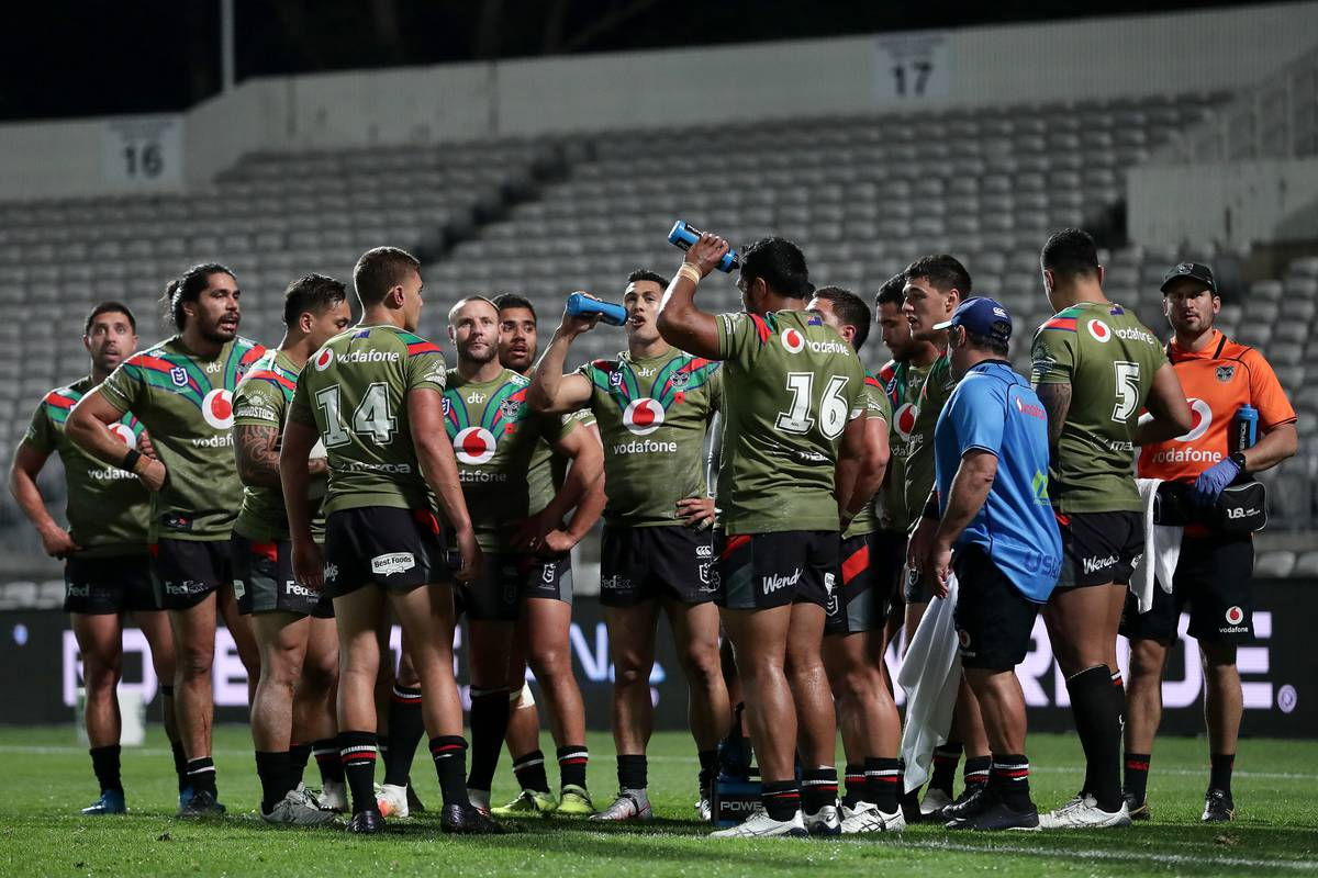 Rugby league: Warriors CEO Cameron George confirms team will stay in Australia for at least three more weeks