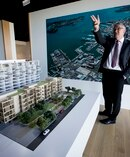 Mark McGuinness sees enormous waterfront property benefits from the cup win.