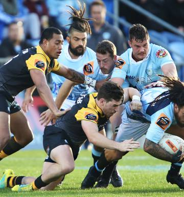 Rugby: Northland Taniwha edge Taranaki in Mitre 10 Cup thriller - NZ