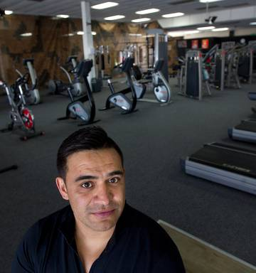 Our People: Military man turned personal trainer - NZ Herald