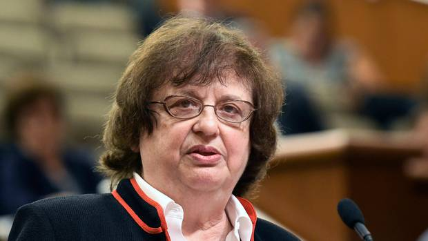New York state Attorney General Barbara Underwood has subpoenaed all eight Roman Catholic dioceses in the state in an investigation into the church's handling of sex abuse allegations. Photo / AP