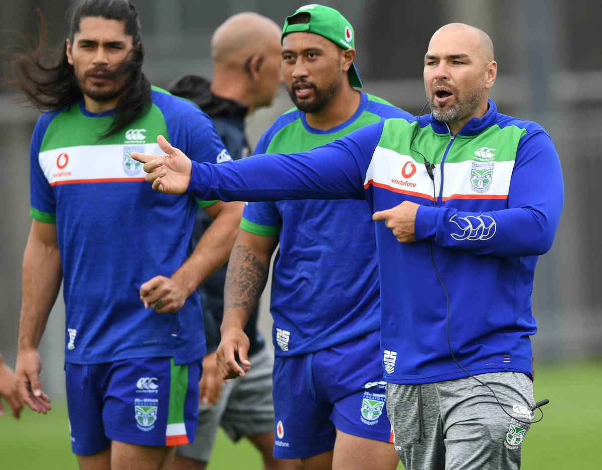 Revealed: Leading Warriors coaching candidate Nathan Brown pulls out of race