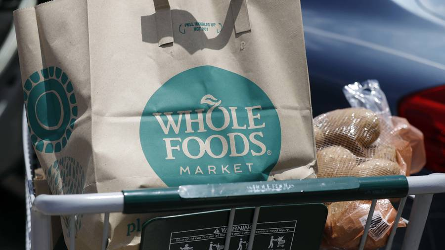 FTC clears Amazon's acquisition of Whole Foods