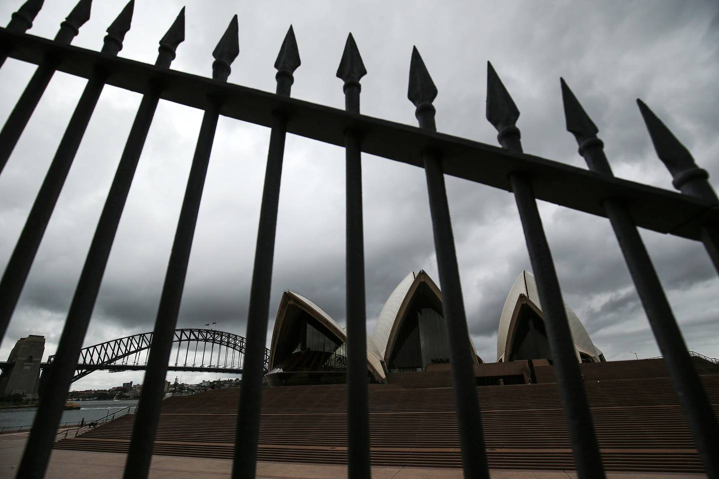 The amount of community transmission in NSW continues to trouble the government. Photo / Getty Images