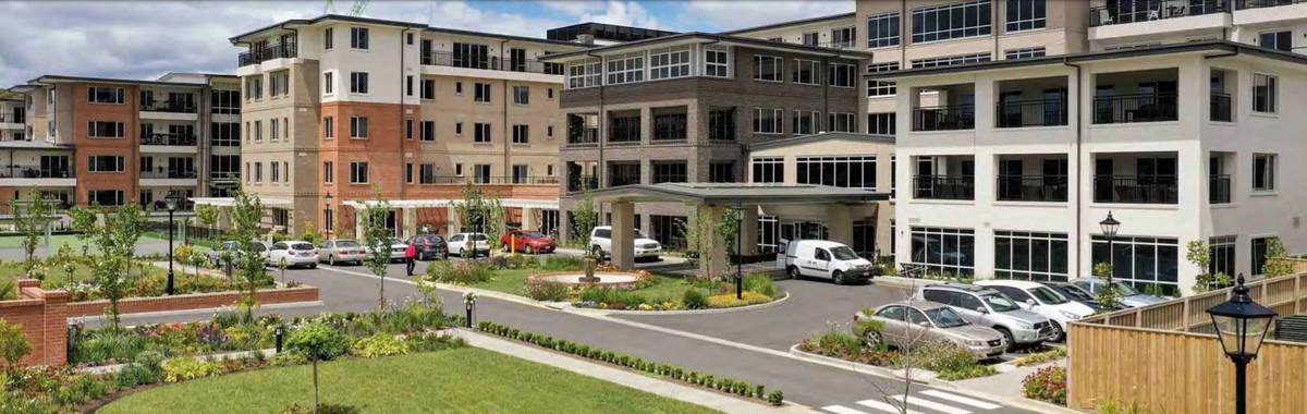 Ryman Healthcare's Melbourne villages in lockdown, construction reduced
