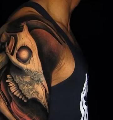 Dwayne The Rock Johnson Shows Off His New Tattoo Nz Herald