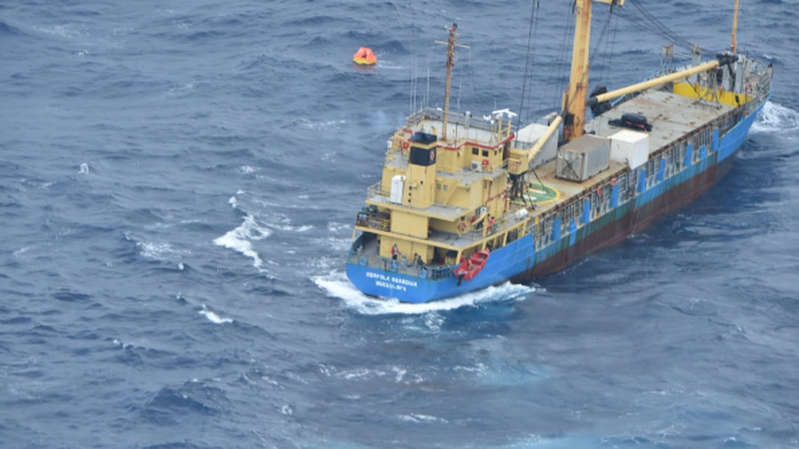Ordeal not over for New Zealand yachtie rescued off Norfolk Island