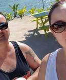 Waikato wife and mother Michelle Robertson died while on holiday in the Cook Islands with her husband and friends.