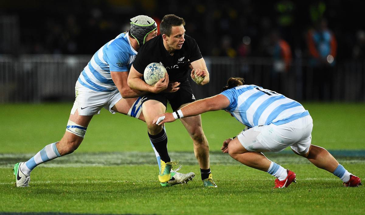 Live Rugby Championship updates: All Blacks v Argentina