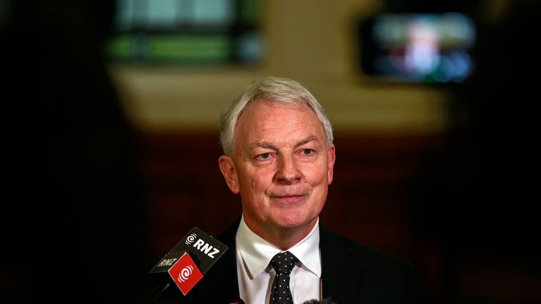 Auckland mayor Phil Goff.