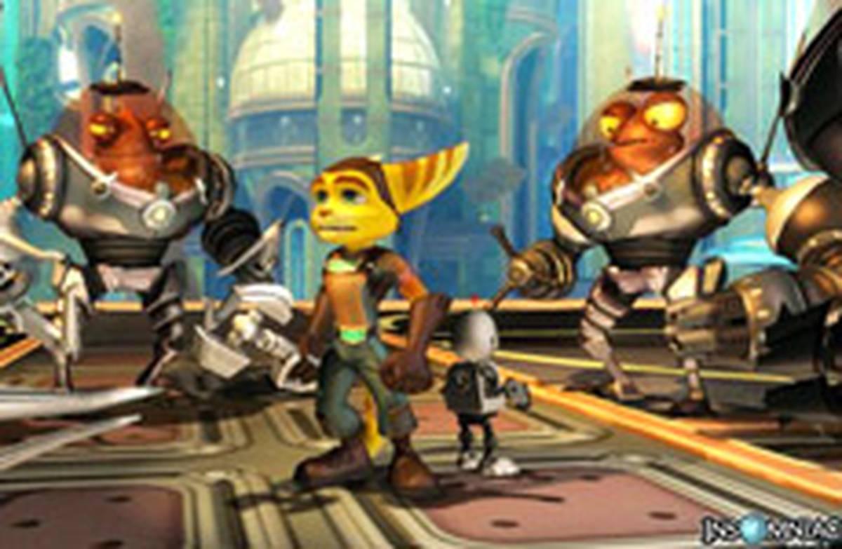 Ratchet And Clank Developer Interview Exclusive Nz Herald