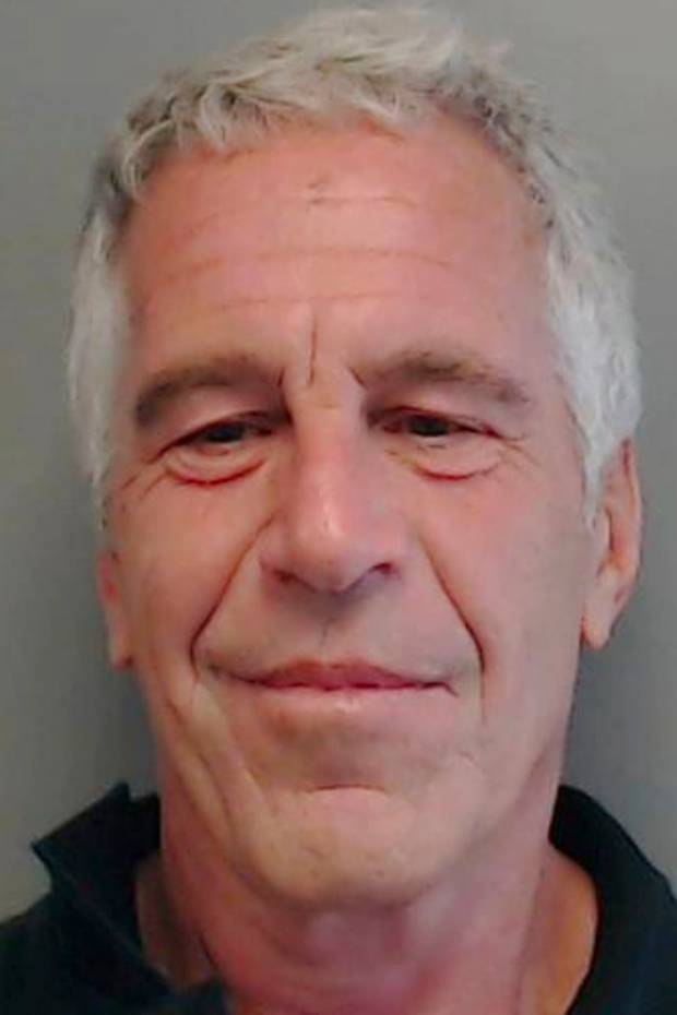 Jeffrey Epstein had been charged in early July with sexually abusing dozens of young girls in the early 2000s and ordered held without bond. Photo / AP