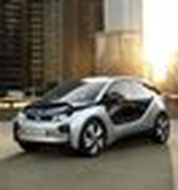 Bmw I3 Concept Electric Exercise Nz Herald