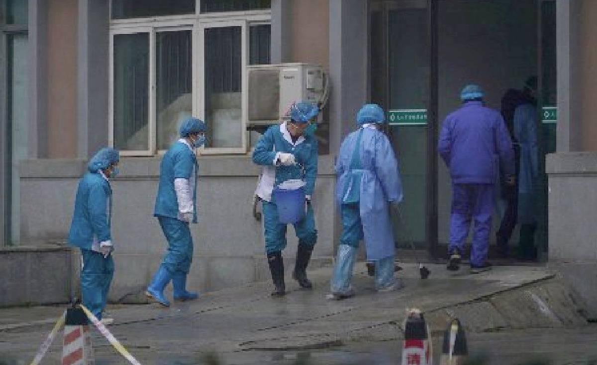 Covid 19 coronavirus: Intelligence shows US was warned in November - report